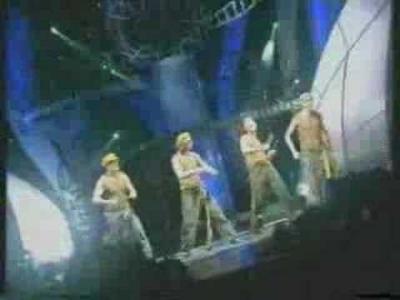 Embedded thumbnail for Фрагмент шоу В.Леонтьева «Безымянная планета» (2002)