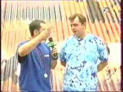 Embedded thumbnail for Интервью на телеканале 7TV (2003)